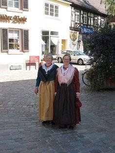 Random German chicks on a stroll in Haslach, Black Forrest, Germany | Flickr - Photo Sharing!
