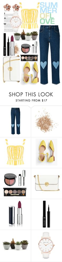"""""""Cute Jeans Gurl"""" by short-stuff25 ❤ liked on Polyvore featuring STELLA McCARTNEY, Topshop, Thierry Colson, Talbots, Bobbi Brown Cosmetics, Tory Burch, Givenchy, Giorgio Armani, Abbott Lyon and Allurez"""