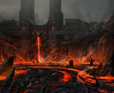 Dark Souls 2 - Art of Tom Zhao