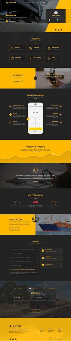 Landing Page Design. If you like UX, design, or design thinking, check out theux. Web Design Trends, Dashboard Design, Interface Design, Ui Ux Design, Layout Design, Layout Web, Ui Design Mobile, Interface Web, Website Layout