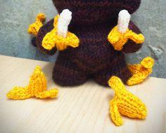 Ravelry: Mini Banana pattern by Ken Kline