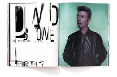 Vintage Raygun layout - Bowie
