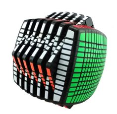 13x13x13 Pillow Puzzle Cube Black Smooth Twisty Puzzle Toys