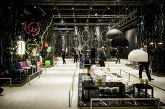 Salone 2015 | Kartell Contemporary Lifestyle booth