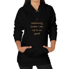 Women's Hoodie (Solemnly)