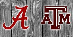 Aggies vs Crimson Tide