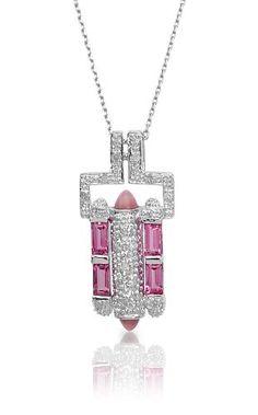 Pendants from Fox Jewellers. Rare Gemstones, Diamond Pendant, Chains, Dog Tag Necklace, Wedding Bands, Sapphire, Fox, White Gold, Pendants