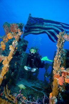diving the Key Largo Wrecks