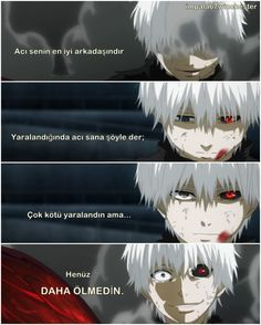 Tokyo Ghoul Cosplay, Anime Naruto, Manga Anime, Yandere, Sad Anime Quotes, Good Sentences, Usui, My Philosophy, Movie Lines