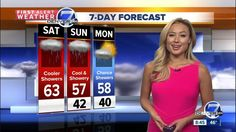 A big cool down this weekend - YouTube