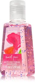 Sweet Pea PocketBac Sanitizing Hand Gel - Soap/Sanitizer - Bath & Body Works