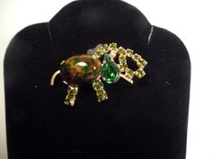 1950's Elephant Brooch Signed Austria by Jewelboy on Etsy https://www.etsy.com/listing/273602626/1950s-elephant-brooch-signed-austria