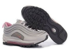 buy popular 03d65 9d599 Nike Air Max 97 cheap - women shoes   sneakers gray Rose HOT SALE! HOT