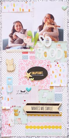 Blog: Member Spotlight | Cari Orellana - Scrapbooking Kits, Paper & Supplies, Ideas & More at StudioCalico.com!