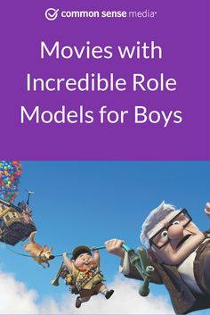 Boys deserve more than action-hero role models, and these incredible movies offer examples of kindness, selflessness, gentleness, and sensitivity -- examples that are good for everyone to see but especially for boys, who too often are bombarded with messages that they should be strong no matter what.