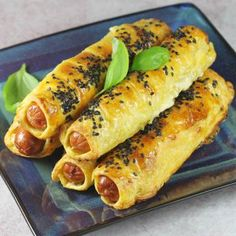 Hot Dog Buns, Hot Dogs, Birthday Menu, Snacks Für Party, Dinner Recipes, Good Food, Appetizers, Food And Drink, Favorite Recipes