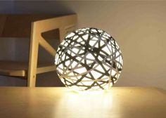 The best lamp and nightlight for your child's room. Comes in B/W and Multi color. LOVE!