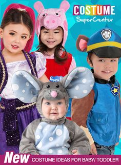 Check out all 15,000 costumes, we have all of the hottest and most popular licensed costumes for the whole family!