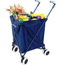 Versacart Folding Transit Cart