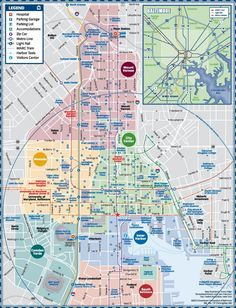 Baton Rouge hotels and sightseeings map Maps Pinterest Baton