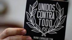 """Cresta Metálica Producciones » CURVA SUR estrena video """"Unidos Contra Todo"""""""