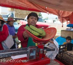 Friday market in Jilotepec