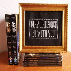 May the Fourth Be With You! Make A Star Wars Cross Stitch Sampler — Tuts
