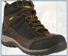 d3cb87fb3287 Arlington Safety Boots. Steel Toe Cap BootsSafetyTrousersBrownShoesMenClothesSecurity  ...