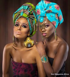 The Beauty of the African Head wrap By Princess Amayo: http://zenmagazineafrica.com/culture/the-beauty-of-the-african-head-wrap-by-princess-amayo/
