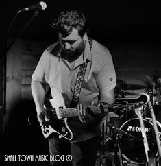 The Small Town Music Blog : Testify it with Basson Laubscher