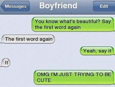 Page 7 - Autocorrect Fails and Funny Text Messages - SmartphOWNED. Funny Texts Jokes, Text Jokes, Funny Text Fails, Cute Texts, Funny Text Messages, Stupid Funny Memes, Funny Relatable Memes, Text Message Fails, Funny Troll