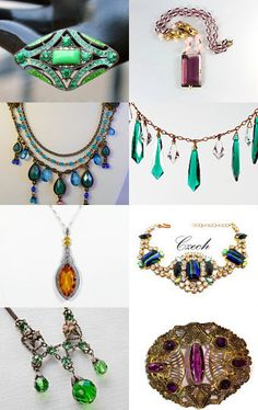 Czech Beauty - A VJSE Treasury by Cleaver White on Etsy--Pinned with TreasuryPin.com