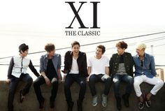 "Shinhwa Returns with ""The Classic"" and ""This Love"""