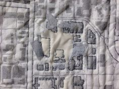 beginner's quilting guide // constellation & city map quilt patterns