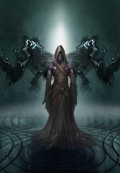 archangel   Gabriel-Archangel by MuratCALIS