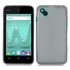 cool Wiko Sunny Funda Case - IVSO Slim Armor Cover Funda Protectora para Wiko Sunny Smartphone(Slim Fit Series - Negro)