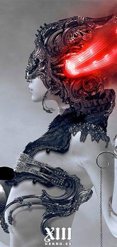 Epilogue by NekroXIII on deviantART (detail)