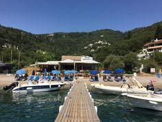 Agni Bay, Corfu Holiday 2017