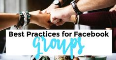 Don't be smarmy in Facebook groups!  ||  Best practices for group owners AND group members. https://createifwriting.com/best-practices-for-facebook-groups/?ref=quuu&utm_campaign=crowdfire&utm_content=crowdfire&utm_medium=social&utm_source=pinterest