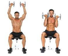 arnold dumbbell press