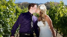 Enchanting Kelowna Wedding Pictures by Darren Hull