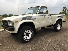 Bid for the chance to own a 1982 Toyota Pickup at auction with Bring a Trailer, the home of the best vintage and classic cars online. Toyota Pickup For Sale, Toyota 4x4, Toyota Trucks, Toyota Cars, Toyota Hilux, Toyota Tacoma, Old Ford Trucks, 4x4 Trucks, Cool Trucks