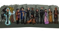 babylon 5 by ~kissyushka on deviantART