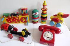 gammelt brio legetøj - 4 etg