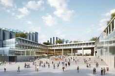 Gallery of Pei Partnership Architects Wins Competition for Nanhai Cultural Center - 8