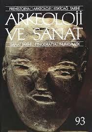 arkeoloji ve sanat dergisi