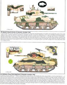 British Tanks, Camouflage Colors, Afrika Korps, Sherman Tank, Desert Camo, Ww2 Tanks, Battle Tank, World Of Tanks, Military Equipment