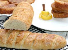 Receta de pan de torrijas XD
