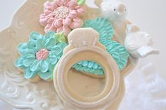 Engagement/Wedding Cookies