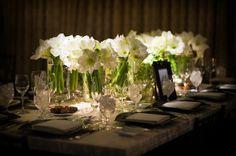 Amaryllis - White Wedding Flowers we Love...